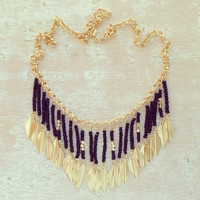 THE SEDUCTIVE GYPSY NECKLACE