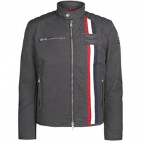 Aston Martin Racing Moto Jacket - Outerwear - Shop By Product - Men | Hackett