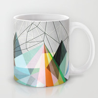 Colorflash 3 Mug by Mareike Böhmer Graphics