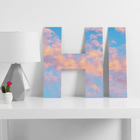 Lisa Argyropoulos Dream Beyond The Sky Decorative Letters