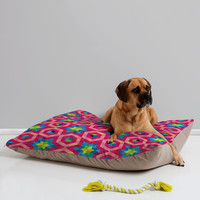 Raven Jumpo Facets Pet Bed