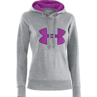 Under Armour Women's Storm Big Logo Hoodie II