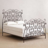 Autumn Filigree Bed by Anthropologie Bronze