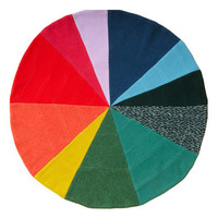Pie Chart throw — SCP