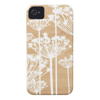 Wood background flowers girly floral pattern
