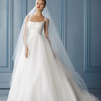 Open Back Gown by WTOO Brides