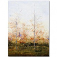 Phoenix Galleries Two Trees Canvas Transfer - BH67058-C - Canvas Art - Wall Art & Coverings - Decor