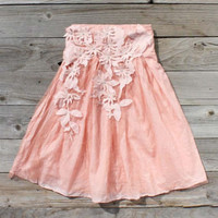 Peach Tree Dress, Sweet Women's Country Clothing