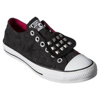 Women's Converse® One Star® Studded Sneaker - Black