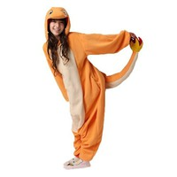 Kigs Adult Dragon Costume - Kigurumi Onesuit Pyjamas; One Size