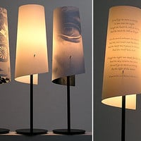 Lampada Lamps from Catherine David Designs