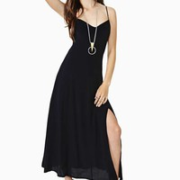 Angel Shadow Slip Dress