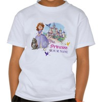 Personalized Princess Sofia
