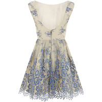 Alice + Olivia Fila Lace Dress