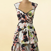 Garden Wrap Dress - Short Dresses - DRESSES - Jessica Simpson Collection