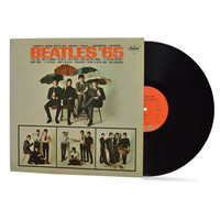"THE BEATLES - ""Beatles '65"" vinyl record"