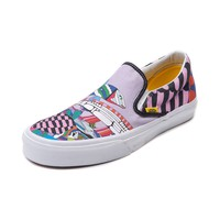 Vans Slip-On Beatles Sea of Monsters Skate Shoe