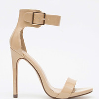 Eberly Heels - Nude