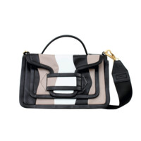 MULTI COLOR FLAP FRNT BAG