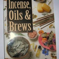The Complete Book Of Incense, Oils & Brews by Scott Cunningham at Every Witch Way Online Shop