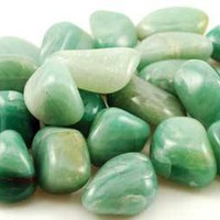 Green Aventurine Tumbled Stone - Small/Med Only at Every Witch Way Online Shop