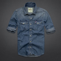 Aliso Creek Denim Shirt