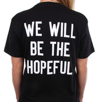 To Write Love on Her Arms Official Online Store - Hopeful Shirt