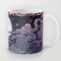 Midnight Meeting Mug by Mat Miller