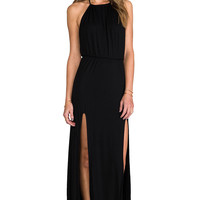Lovers + Friends Smokin' Hot Maxi Dress in Black from REVOLVEclothing.com