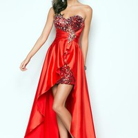 Blush 9508 at Prom Dress Shop