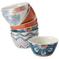 Threshold™ Geometric 8 Piece Dip Bowls