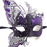 Emmanuelle Eye Mask - Chicago Costume