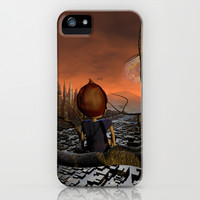I dreamed of another world iPhone & iPod Case by flamenco72