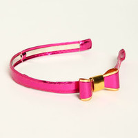 Bow Headband - LoveCulture