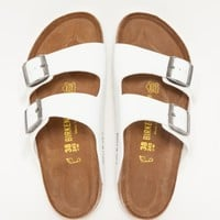 Birkenstock Arizona White