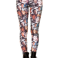 James Franco Crush Leggings