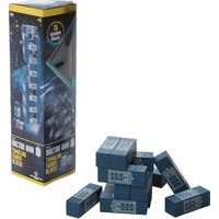 Doctor Who TARDIS Tumbling Blocks