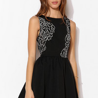 Keepsake Our Song Mini Dress - Urban Outfitters