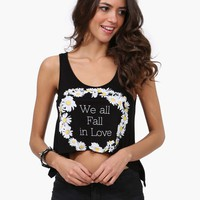 All Fall In Love Tank