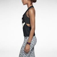 The Nike Signal Graphic Women's Tank Top.