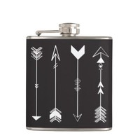 Tribal Arrows Flask