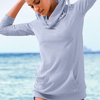 Hooded Fleece Tunic - Victoria's Secret