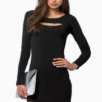 Aria Cut Out Dress $33