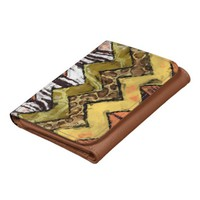 Chevron Safari Wallet