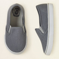 baby boy - shoes - slip-on sneaker | Children's Clothing | Kids Clothes | The Children's Place