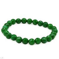 New Bracelet with Genuine Jades - 			        	For Your Little One: Designer Pieces Shop