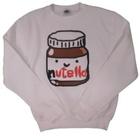 21 Century Clothing Unisex-Adult Nutella Sweatshirt