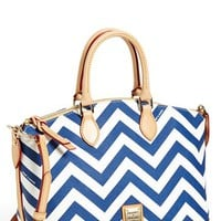 Dooney & Bourke Chevron Satchel | Nordstrom