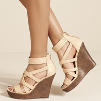 BC Footwear 'Tell You What' Wedge Sandal | Nordstrom