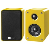 "Pure Acoustics - Dreambox 3"" 2-Way Bookshelf Speakers (Pair)"